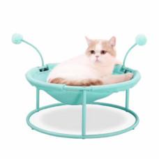 毛毛蟲躺椅 淺綠色款 (45*45*40公分)