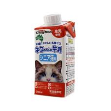 澳洲貓用牛奶 200ml 老貓用 (貓零食)