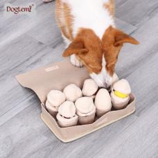 雞蛋盲盒狗玩具(28x16x8公分)(狗玩具)