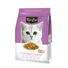 挑嘴貓獨享 雞肉乾配方 (1.2公斤) (貓飼料)
