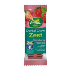 無穀健齒棒(25克*1入) M號【草莓】(狗零食/潔牙骨)