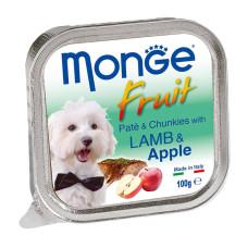 倍愛滿滿蔬果主食犬餐盒 100克【羊肉+蘋果】(32入)(狗主食餐盒)