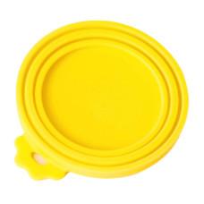 SuperBowl 矽膠罐頭蓋 黃