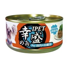 狗罐 滷肉系列 110克【滷肉 + 花椰菜】(6入)(狗副食罐頭)