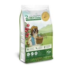 全犬2號 森林燉雞 4公斤(狗飼料)