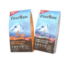 無穀低敏(小顆粒)野生海魚全犬配方+(小顆粒)澳洲羊肉全犬配方 (2.3公斤*2包)【下單1,出貨2】
