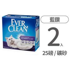 結塊貓砂 (紫標 強效清香)25磅(2入)
