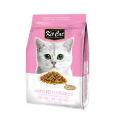 挑嘴貓獨享 小魚乾配方 (1.2公斤) (貓飼料)