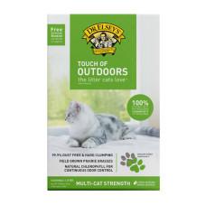 貓砂 紓壓綠OUTDOORS透氣舒心20磅