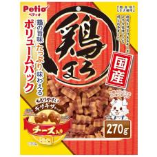 【買一送一】濃厚系列 起司雞肉條 270克(狗零食) (效期2021.07.20) 【下單1,出貨數量2】
