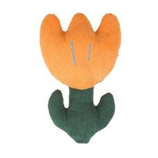 鬱金香貓薄荷玩具(31x19公分)(貓玩具)