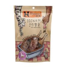 100%新鮮食材手作寵物鮮食零食 鴨柳肉條 45克 (狗零食)