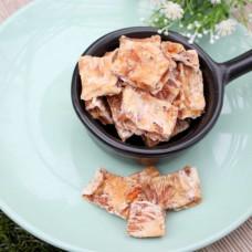 100%新鮮食材手作寵物鮮食零食 蔓越莓起司雞 80 克 (貓狗零食)