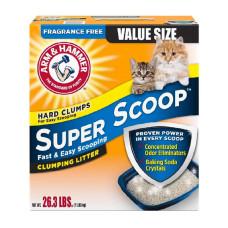 超強凝結無香貓砂 26.3磅(1入)