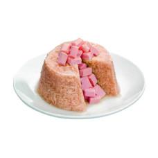 狗罐 110克 【雞肉+嫩煎火腿】(1入)(狗副食罐頭)