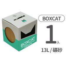 多貓家庭推薦 (綠標) (礦砂)13L(1入)