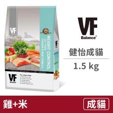 健怡成貓 (雞+米) 配方 1.5 公斤 (貓飼料)