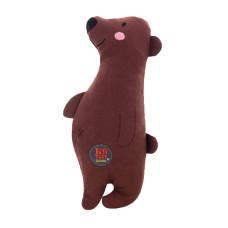 31小熊(棕色)(22*12*5公分)(狗玩具)