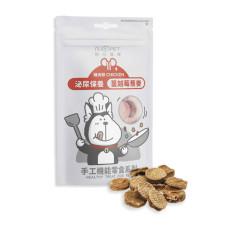 泌尿道保養 蔓越莓蕎麥雞肉餅50克(狗零食)