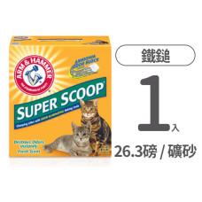 超強凝結清香貓砂 26.3磅(1入)