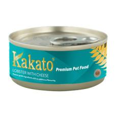 卡格餐食罐70克 【龍蝦、起司】(12入)(貓狗副食罐)