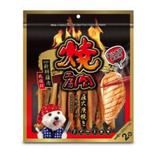(即期)美味玩賞狗狗零食大包裝(兩袋入)【蜜汁香醇雞腿捲】(1包) (效期2021.07.15)