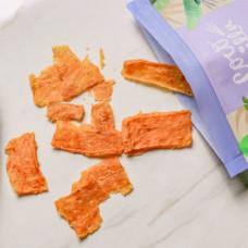 鮮作寵食 蝦味鮮雞肉酥65克(貓狗零食)