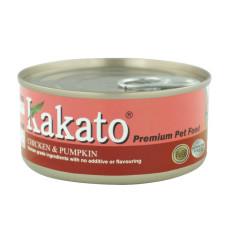 卡格餐食罐170克【雞肉、南瓜】(24入)(貓狗副食罐頭)(整箱罐罐)