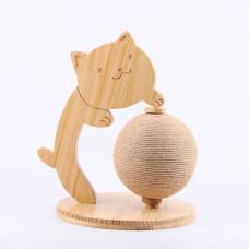 地球儀貓抓球 (34*45公分)(貓抓板)