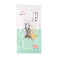 毛尋味 鯖魚口味30克(貓零食)