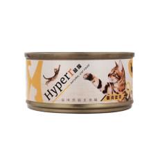貓咪無穀主食罐70克【雞肉起司】(24入)(貓主食罐頭)(整箱罐罐)