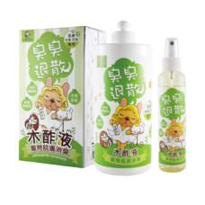 寵物肌膚消臭木酢液 1000ml+150ml