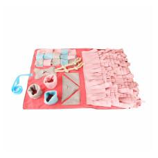 藏食墊 粉色(50x70公分)