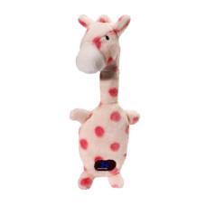 PoppinPolkies馬兒 短絨毛+啾啾(30*9*5公分)(狗玩具)