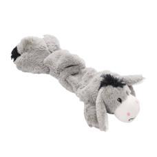 可愛發聲玩具 驢子(30.5*10.5公分)(狗玩具)