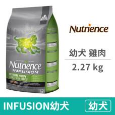 (即期)INFUSION 天然幼犬 雞肉 2.27 公斤 (狗飼料)(效期2022.04.08)