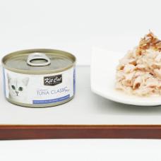 貓用 經典純鮪魚(24入) 80克 (整箱罐罐) (貓副食罐)