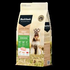 (即期)BlackHawk 小型犬優選無穀雞肉&豌豆 2.5KG (效期 2021.01.03)