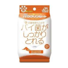 金牛座足裏清潔濕紙巾  (15*16 cm) 30枚