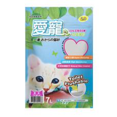2.0豆腐砂 原味 7L(6入)