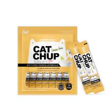 貓咪肉泥 (13克*7入)【雞肉&乳酸菌】(1包) (貓零食)