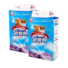 【本月特殺,2入$799】超吸收寵物尿片 (薰衣草)(48入*2包)(60x45cm)(尿布尿墊尿片)