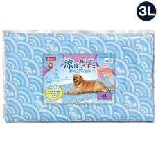 酷爽凝膠涼墊 (3L)(90*50*1公分) 夏天貓狗寵物降溫涼感涼墊睡墊寵物用品推薦