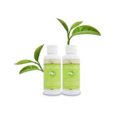 純天然防蚤驅蟲精油有機棉項圈組 精油補充瓶 (50ML精油X2)