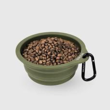 Explore︱寵物摺疊碗 綠