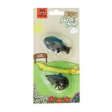 醇香貓薄荷玩具(老鼠)(5.5*3*3公分)(貓玩具)