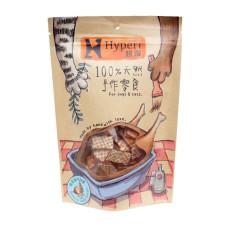 100%新鮮食材手作寵物鮮食零食 藜麥雞肉甜薯 80 克 (貓狗零食)