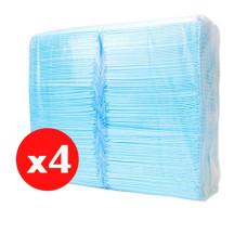 【買2送2=4包 $659】寵物專用尿布墊 33*45 (100入)(尿布尿墊尿片)
