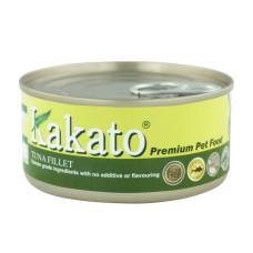 卡格餐食罐170克【鮪魚】(24入)(貓狗副食罐頭)(整箱罐罐)