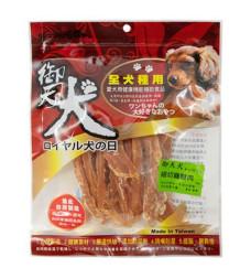 細切雞腿肉 140克 (狗零食)